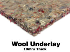 Wool Blend Fitted Underlays