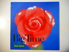 "MAXI 12"" POP 80s  ▒ PETER GABRIEL : BIG TIME ( EXTENDED VERSION )"