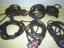 6 Power Cables 3M APPROX. -  Used