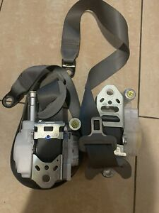 2016, 2017, 2019, 2020 TOYOTA SIENNA SEAT BELTS DRIVER  PASSENGER GRAY COLOR