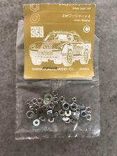 Tamiya Porsche 959 C Bag washers and nuts