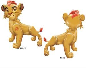 "The Lion Guard 48"" 3D JUMBO AIRWALKER GIANT GLIDING BALLOON"