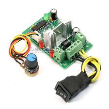 DC Motor 10-36V Speed Controller Reversible PWM Control Forward Reverse Switch