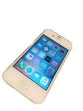 Apple iPhone 4s - 8GB - White (Unlocked) (CDMA + GSM) Superb Condition
