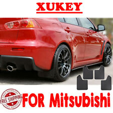 Mud Flaps For Mitsubishi Lancer Evolution EVO X Splash Guards Mudguards Mudflaps