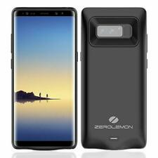 Galaxy Note 8 Battery Charger Case, ZeroLemon SlimPower 5500mAh Extended Chargin