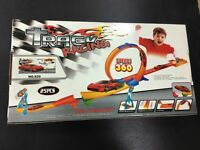 25 pcs speed game cool track set track racing toys speed 360