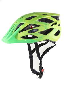 uvex i-vo cc Fahrradhelm green lemon mat Rad Fahrrad Bike Helm City MTB Rennrad