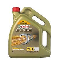 Castrol Edge Titanium FST 5W-30 LL Motoröl - 5L (15669E)