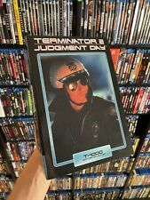 NECA Terminator 2 Judgement Day Ultimate T-1000 Motorcycle Cop NEW SEALED!