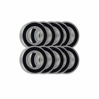 10 Pack - 6905 61905 25x42x9mm 2RS Bearings