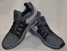 save off 32336 2d34c Nike Shox Gravity Mens Trainers Gym Running Shoes Grey   Black - Size 9
