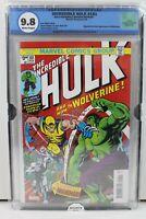 Incredible Hulk #181 Facsimile Edition (Marvel May '19) EGS Graded 9.8 Like CGC