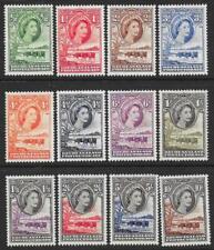 Bechuanaland 1955-58 Set to 10/- (Mint)