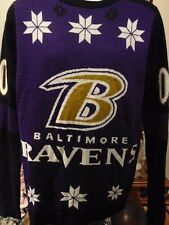 NFL Baltimore Ravens Men's Sweater NWT Large