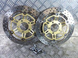 Suzuki GSX750 1999  front brake discs