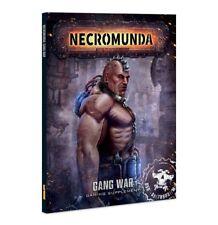 Necromunda Gang Wars (Deutsch) Erweiterungsbuch Kampagnen Underhive GW Gangs
