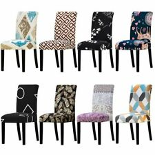 Elastic Stretch Seat Chair Covers New Design Universal Dining Christmas Weddings