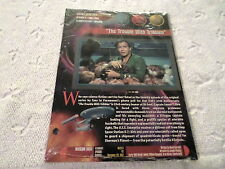1997 STAR TREK UNIVERSE - SET OF INSERTS - NEWFIELD PUBLICATIONS - SEALED PACK