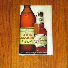LITTLE CREATURES PALE ALE BEER BOTTLES Light Switch Cover Plate