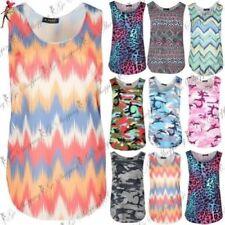 Maglie e camicie da donna multicolore viscosa taglia S