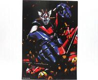Mazinga Z ROBOT JAPAN POSTER cm. 34 x 48,5 Nagai/Dinamic