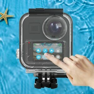 20M Waterproof Case for GoPro MAX Action Camera Underwater Protective Case Cover