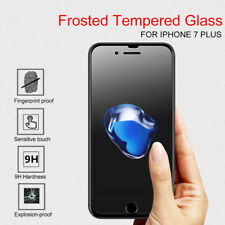 Anti Glare Matte Screen Protector Tempered Glass Film For iPhone X 7 8 Plus Y1