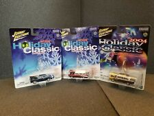 Johnny Lightning Holiday Classic Lot Of 3
