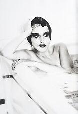 Ellen von Unwerth Limited Edition Photo 30x44cm Bubbly Paris 1992 Nude in Bath