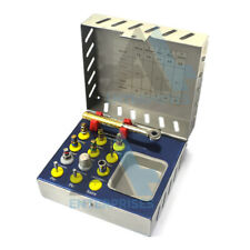 Dental Implant Surgical Kits Bone Grafting Sections Removal Implant Instruments