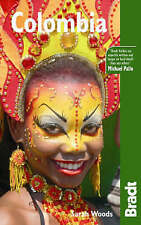 Colombia (Bradt Travel Guide)-ExLibrary