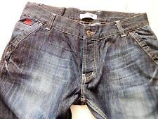 Tommy Hilfiger Hose Herren L34  W34  blau Jeans Mod. Order