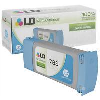 LD CH619A 789 Light Cyan Ink Cartridge for HP Printer