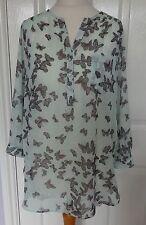 Wallis 3/4 Sleeve V Neck Regular Tops & Shirts for Women