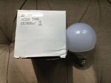 VITE di grandi dimensioni in Bianco Lampadina in scatola BD-12W AC200-240V CE/ROHS