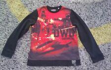 Angry Birds Langarmshirt 104 116 128 140 Junge langarm Shirt Red 2-Lagen-Look