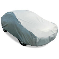 Heavy Duty Sun UV Resistant Rain Protection Waterproof Car Cover Large Size L AU