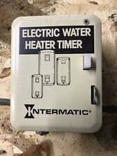 Intermatic W21 Electric Water Heater Timer