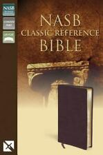 NASB Classic Reference Bible : The Perfect Choice for Word-for-Word Study of...