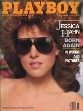 US PLAYBOY 1987/11 [November 87] Jessica Hahn * Pam Stein * Kelly McGillis * TOP
