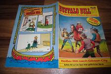 Buffalo Bill/Lasso # 310/1971 -- est parti vers Gibson/avec WESTERN MAGAZINE + POSTER