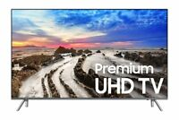 Samsung Electronics UN49MU8000 49-Inch 4k (2160p) UHD LED LCD Internet Smart TV