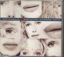 SPAGNA - Gente come noi - CDs SINGLE 1995 - 2 TRACKS USATO OTTIME CONDIZIONI