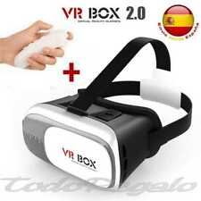 Gafas VR BOX 2.0 3D Realidad Virtual para Samsung Sony iPhone + Mando Bluetooth