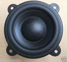 2pcs 3-inch Full-range speaker Long stroke 30 Watts 4 Ohms