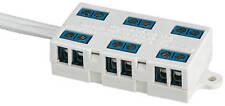 Nobile 6968203006 NV-Verteiler 6-fach Schraubklemmen