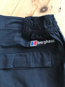 Mens berghaus walking trousers