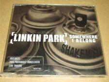 Linkin Park:  Somewhere I Belong    CD Single  NM