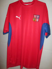 Czech Republic 2006-2008 Home Football Shirt Size Large /6061